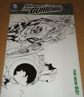 GREEN LANTERN:NEW GUARDIANS # 10 - COVER B (1:25) VARIANT - DC RELAUNCH (NEW 52)