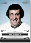 PHIL ESPOSITO - 2012 Leaf National PROMOTIONAL Card