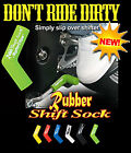 Ryder Clips Shift Sock Motorcycle Gear Shoe Protector - Sport Bike Accessory