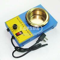 220V 250W Large-capatity Stainless Steel Tin Furnace Lead Free Solder Pot KLT380