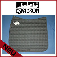 Eskadron Dressur Cotton Schabracke in grey