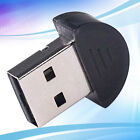 Small Mini Bluetooth USB 2.0 Dongle Adapter Converter 100m For PC Laptop