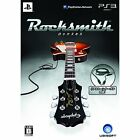 NEW PS3 Rocksmith w/ Real Tone Cable JAPAN Sony PlayStation 3 import Japanese