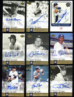 2001 Fleer Greats of the Game Rich Goose Gossage Signed Autograph Card AUTO