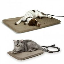 K&H Lectro Soft Outdoor/Indoor Heated Orthopedic Dog Bed Pad Kh1090 Kh1080