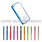 Colorful Frame PC Bumper Case COVER For Apple iphone 4 4S 4GS Ultra Thin
