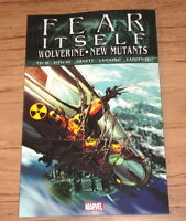 FEAR ITSELF:WOLVERINE NEW MUTANTS - MARVEL GRAPHIC NOVEL