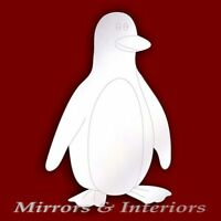 Personalised PENGUIN Acrylic Mirror * Present * Gift * CHRISTMAS Stocking filler