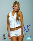 ROSA MENDES WWE SIGNED AUTOGRAPH 8X10 PHOTO W/ PROOF