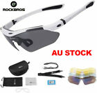 AU STOCK-RockBros Polarized Cycling Glasses Sports Glasses Sunglasses Goggles