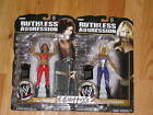 WWE Ruthless Aggression Beth Phoenix & Victoria Series 35 NEW