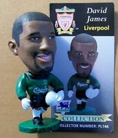 Prostars LIVERPOOL (GOALKEEPER) JAMES PL146 All Green 1996/97 Loose + Card LWC