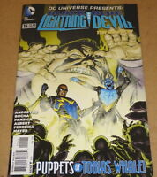 DC UNIVERSE PRESENTS # 19 - DC RELAUNCH (NEW 52)