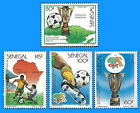 Senegal Stamp, 1988 WWS8805 CAF Cup, Football, Soccer, Sport