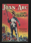 Joan of Arc #1 Movie Adaptation- Ingird Bergman cover- 1949