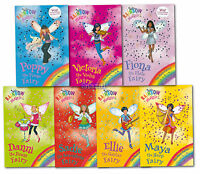 Rainbow Magic Music Fairies Series 7 Books Collection Set Pack Daisy Meadows