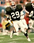 ERIC TURNER 8x10 ACTION PHOTO Vintage NFL Football CLEVELAND BROWNS #29 deceased
