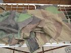 Idf Zahal Camo Net for Preparing a Mitznefet or Helmet Cover Double Sided.Israel
