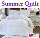 QUEEN--SUMMER QUILT-Light Weight Polyester Filling--Machine Washable