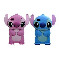 ★ COQUE ETUI HOUSSE SILICONE STITCH IPOD TOUCH IPHONE 3GS/4/4S/5/5S/6 PLUS +FILM