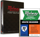Melway Commemorative 1966 1st Edition