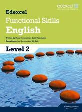 NEW Edexcel Level 2 Functional English Student Book by Clare Constant Free Shipp