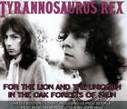 For the Lion and the Unicorn in the - Marc Bolan & T Rex - CD - NEW ITEM