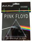 OFFICIAL PINK FLOYD 10cm VINYL STICKER 'THE DARK SIDE OF THE MOON' ($8.95rrp)