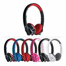 MEE audio Air-Fi AF32 Runaway Stereo Bluetooth Wireless Headphones with Mic