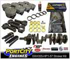 "Stroker engine kit for Holden 308 - Scat 5.7"" Hypertec 355 V8 Torana LH LX"