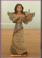 BELOVED BROTHER SYMPATHY ANGEL FIGURE BY PAVILION ELEMENTS FREE U.S. SHIPPING