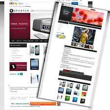 Ebay Shop design Ebay Store design and Listing Template Package - Fully Dynamic