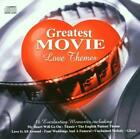Greatest Movie Love Themes - Various Artists - CD - NEW ITEM