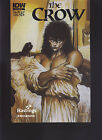 IDW COMICS THE CROW #1 DEATH AND REBIRTH HASTINGS EXCLUSIVE VARIANT EDITION