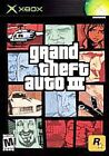 Grand Theft Auto III: XBOX Collection (Microsoft XBOX, 2003) DISC ONLY