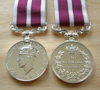 MEDALS - MERITORIOUS SERVICE MEDAL - GVI - FULL SIZE