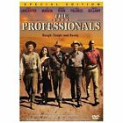 THE PROFESSIONALS SPECIAL EDITION DVD LIKE NEW NEVER VIEWED BURT LANCASTER