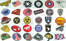 BUY ANY IRON ON PATCH For ONLY 1.89 - BIG SALE CLEARANCE EVENT + FREE POSTAGE
