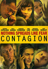 Contagion (2012) - New - Dvd