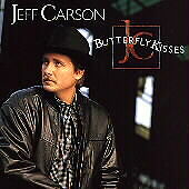 Jeff Carson - Butterfly Kisses (1997) - Used - Compact Disc