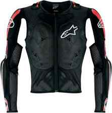 Alpinestars Bionic PRO Black/Red Jacket Protection Armor All Sizes