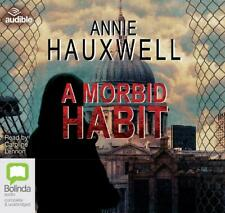 NEW A Morbid Habit by Annie Hauxwell Compact Disc Book Free Shipping