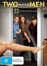 Two And A Half Men : Season 11 - DVD Region 4 Brand New Free Shipping