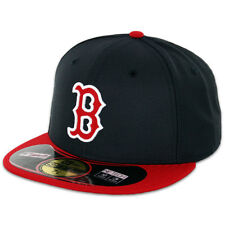 New Era 59FIFTY Fitted DIAMOND ERA BOSTON RED SOX On Field Batting Practice Cap