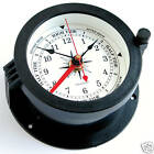 TRINTEC CCW02 MARINE NAUTICAL INSTRUMENT COASTLINE TIDE AND TIME CLOCK BRAND NEW