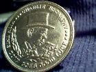 Charlie McCarthy and Mortimer Snerd 75 Cent Coin/Good Luck piece!