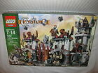 LEGO CASTLE 7097 Trolls' Mountain Fortress Lego 7097 New