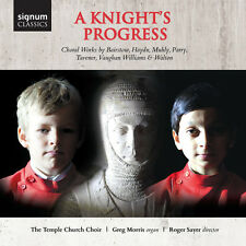 Parry / Temple Church Choir / Morris / Sayer - Knight's Progress - Chor [CD New]