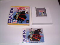 GAMEBOY MULAN BOXED GBC GBA TESTED AND WORKING.