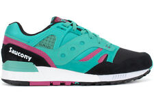 Saucony Grid SD S70164-2 Mens Tea Black Athletic Running Causal Walking Shoes